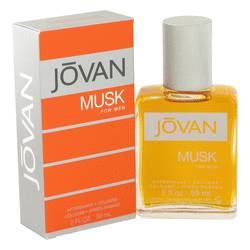 Jovan Musk Cologne by Jovan 2 oz After Shave/ Cologne