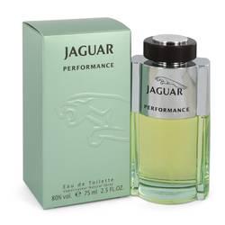 Jaguar Performance Cologne by Jaguar, 75 ml Eau De Toilette Spray for Men