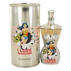 Jean Paul Gaultier Perfume by Jean Paul Gaultier 3.4 oz Wonder Woman Eau Fraiche Spray (Limited Edition)