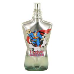 Jean Paul Gaultier Cologne by Jean Paul Gaultier 4.2 oz Superman Eau Fraiche Spray (Limited Edition-unboxed)