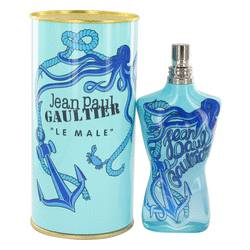 Jean Paul Gaultier Summer Fragrance Cologne by Jean Paul Gaultier 4.2 oz Cologne Spray Tonique (2014