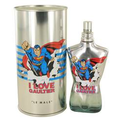Jean Paul Gaultier Cologne by Jean Paul Gaultier 4.2 oz Superman Eau Fraiche Spray (Limited Edition)