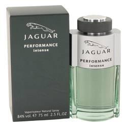 Jaguar Performance Intense Cologne by Jaguar 2.5 oz Eau De Toilette Spray