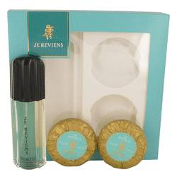 Je Reviens Perfume by Worth -- Gift Set - 1.7 oz eau De Toilette Spray + 2 x 2.6 oz Soap