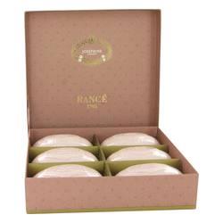 Josephine Perfume by Rance 6  x 3.5 oz Six 3.5 oz Soaps in Display Box