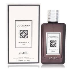 Julianna Bergamot & Oud Perfume by Zaien 3.4 oz Eau De Parfum Spray (Unisex)