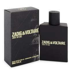 Just Rock Cologne by Zadig & Voltaire 1.6 oz Eau De Toilette Spray