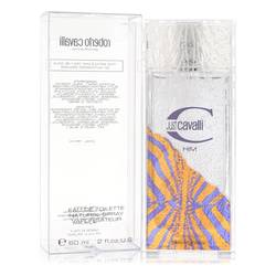 Just Cavalli Cologne by Roberto Cavalli 2 oz Eau De Toilette Spray