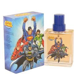 Justice League Cologne by Justice League 3.4 oz Eau De Toilette Spray
