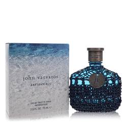 John Varvatos Artisan Blu Cologne by John Varvatos 2.5 oz Eau De Toilette Spray
