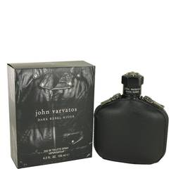 John Varvatos Dark Rebel Rider Cologne by John Varvatos 4.2 oz Eau De Toilette Spray