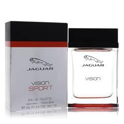 Jaguar Vision Sport Cologne by Jaguar 3.4 oz Eau De Toilette Spray