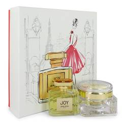 Joy Perfume by Jean Patou -- Gift Set - 2.5 oz Eau De Parfum Spray + 3.4 oz Body Cream