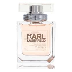 Karl Lagerfeld Perfume by Karl Lagerfeld 2.8 oz Eau De Parfum Spray (Tester)
