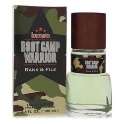Kanon Boot Camp Warrior Rank & File Cologne by Kanon, 100 ml Eau De Toilette Spray for Men