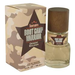 Kanon Boot Camp Warrior Desert Soldier Cologne by Kanon 3.4 oz Eau De Toilette Spray