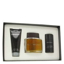 Kenneth Cole Signature Cologne by Kenneth Cole -- Gift Set - 3.4 oz Eau De Toilette Spray + 2.6 oz Deodorant Stick + 3.4 oz After Shave Balm