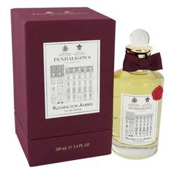 Kensington Amber Perfume by Penhaligon's 3.4 oz Eau De Parfum Spray