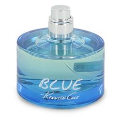 Kenneth Cole Blue Cologne by Kenneth Cole 1.7 oz Eau De Toilette Spray (Tester)