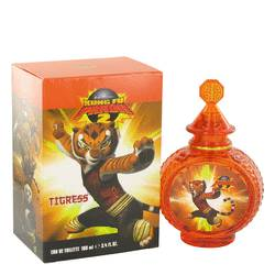 Kung Fu Panda 2 Tigress Cologne by Dreamworks, 100 ml Eau De Toilette Spray (Unisex) for Men