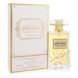 Khaltat Al Dhahabi Cologne by Nusuk 3.4 oz Eau De Parfum Spray (Unisex)