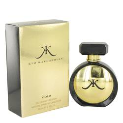 Kim Kardashian Gold Perfume by Kim Kardashian, 3.4 oz Eau De Parfum Spray for Women