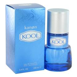 Kanon Kool Cologne by Kanon 3.4 oz Eau De Toilette Spray