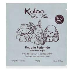 Kaloo Les Amis Cologne by Kaloo 0.1 oz Pefumed Wipes
