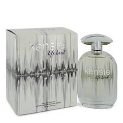 Kensie Life Beat Perfume by Kensie 3.4 oz Eau De Parfum Spray