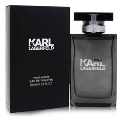 Karl Lagerfeld Cologne by Karl Lagerfeld 3.3 oz Eau De Toilette Spray