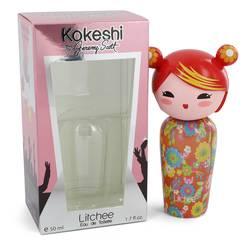 Kokeshi Litchee Perfume by Kokeshi 1.7 oz Eau De Toilette Spray
