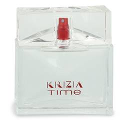 Krizia Time Perfume by Krizia 1.7 oz Eau De Toilette Spray (unboxed)
