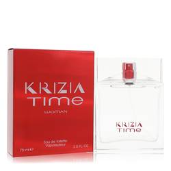 Krizia Time Perfume by Krizia 2.5 oz Eau De Toilette Spray