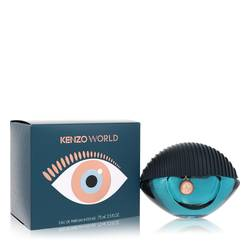 Kenzo World Perfume by Kenzo 2.5 oz Eau De Parfum Intense Spray