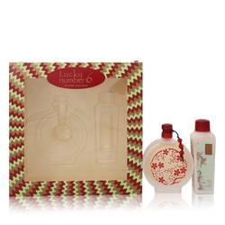 Lucky Number 6 Perfume by Liz Claiborne -- Gift Set - 3.4 oz Eau De Parfum Spray + 3.4 oz Body Lotion
