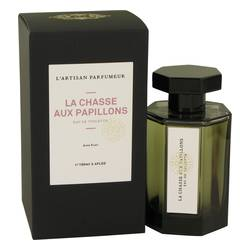 La Chasse Aux Papillons Perfume by L'Artisan Parfumeur 3.4 oz Eau De Toilette Spray (New Packaging Unisex)
