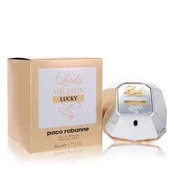 Lady Million Lucky Perfume by Paco Rabanne 2.7 oz Eau De Parfum Spray