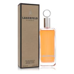 Lagerfeld Cologne by Karl Lagerfeld 3.3 oz Eau De Toilette Spray