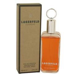 Lagerfeld Cologne by Karl Lagerfeld 2 oz Cologne / Eau De Toilette Spray