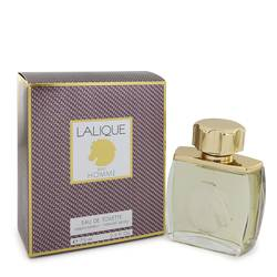 Lalique Cologne by Lalique 2.5 oz Eau De Toilette Spray (Horse Head)