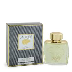 Lalique Cologne by Lalique 2.5 oz Eau De Toilette Spray (Lion Head)