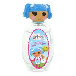 Lalaloopsy Perfume by Marmol & Son 3.4 oz Eau De Toilette Spray (Mittens Fluff n Stuff Tester)