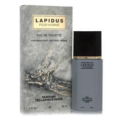 Lapidus Cologne by Ted Lapidus 1 oz Eau De Toilette Spray