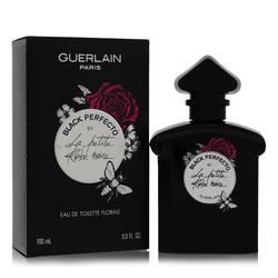 La Petite Robe Noire Black Perfecto Perfume by Guerlain 3.3 oz Eau De Toilette Florale Spray