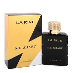 La Rive Mr. Sharp Cologne by La Rive 3.3 oz Eau De Toilette Spray