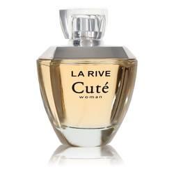La Rive Cute Perfume by La Rive 3.3 oz Eau De Parfum Spray (unboxed)