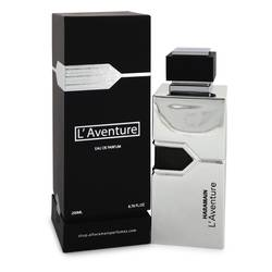 L'aventure Cologne by Al Haramain 6.7 oz Eau De Parfum Spray