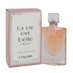 La Vie Est Belle L'eclat Perfume by Lancome 1.7 oz L'eau de Toilette Spray