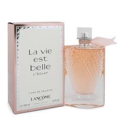 La Vie Est Belle L'eclat Perfume by Lancome 3.4 oz L'eau de Toilette Spray