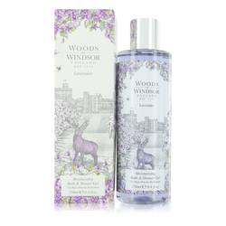 Lavender Perfume by Woods of Windsor 8.4 oz Shower Gel